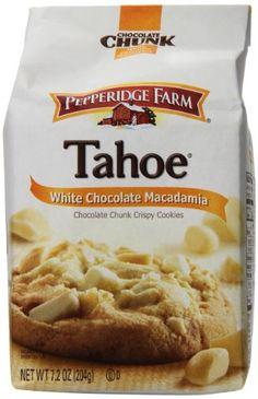 Pepperidge Farm Chocolate Chunk Crispy Cookies, Tahoe White Chocolate Macadamia, 7.2-ounce bag (pack of 4) Pepperidge Farm http://www.amazon.com/dp/B004Q7H8UI/ref=cm_sw_r_pi_dp_3aL5vb06HZY4S