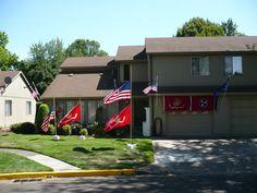 flags at half mast oregon