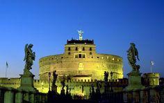 Castelo de Santo Ângelo (Vaticano) | Sant'Angelo Castel (Vatican)