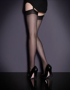 4fd263dfe2 View All Hosiery by Agent Provocateur - Silk Stockings