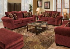 What Color Goes With Burgundy Furniture - What Color Goes With Burgundy Furniture and Living Room Color Schemes Burgundy Couch - While Going For - Sofa And Loveseat Set, Burgundy Couch Living Room, Living Room Colors, Maroon Living Room, Couches Living Room, Burgundy Living Room, Living Room Sets, Burgundy Sofas, Living Room Grey