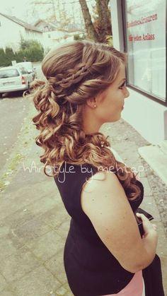 Stunning formal hairstyles by Mehtap Karabacak!