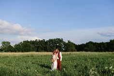 "The Real ""Non Wedding"", An Elopement at Home: Alicia & Phill"