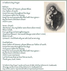 Father's Day is a celebration honoring fathers and celebrating fatherhood, paternal bonds, and the influence of fathers in society. Description from luzaf.ir. I searched for this on bing.com/images Father's Day Prayer, Fathers Day Messages, He Day, Prayers, Peace, Celebration, Prayer, Beans, Sobriety