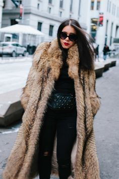 #nylonfw: The best street style from NYFW FW 15, day four