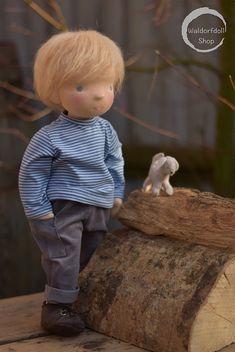 "16"" Waldorf Doll by Waldorfdollshop | by Waldorfdollshop"
