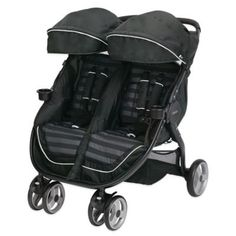 Graco® FastAction™ Fold Duo LX Click Connect Stroller in Rockweave™ - buybuyBaby.com