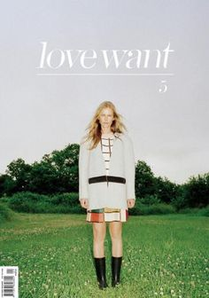 Love Want Magazine
