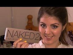 Tutorial: UD Naked 2 Palette - Look 1 of 3 - YouTube | Rachael Jade (She's Australian! Makes the tutorials that much more enjoyable!)