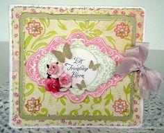 Let Friendship Bloom card designed by Melissa Bove