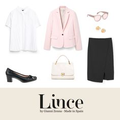 Look #workinggirl #Shoes #Lince #Linceshoes #outfit #look #heels