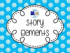 Story Elements Pinterest Board