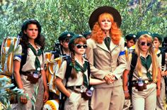 I'm going to be a Girl Scout leader! Channeling my inner Phyllis Nefler / Troop Beverly Hills!