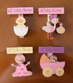 Imagenes recordatorios en contry para baby shower - Imagui