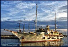 DONA AMELIA, type:Yacht, built:1929, GT:693, http://www.vesselfinder.com/vessels/DONA-AMELIA-IMO-8981652-MMSI-319080000