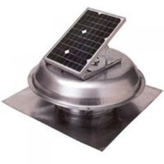 Solar Power Vent Roof Mount >>> Click on the image for additional details.