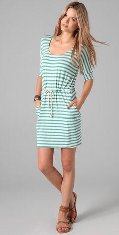Ella Moss Castaway Dress - great summer day dress