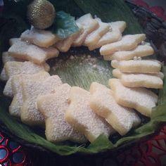 Christmas Butter Cookies! / Galletitas de... | Gigi Appétit !