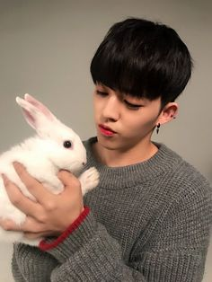Coups with bunny ❤❤❤