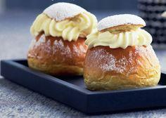 Muffins, Danish Food, Pudding, Cupcakes, Swedish Recipes, Pastry Cake, Something Sweet, Cookies, No Bake Cake