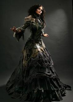 victorian+steampunk+dress | steampunk & victorian clothing