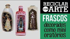 DIY - Tampa para potes de vidro - Cover for glass jars - Tapa para frascos de…