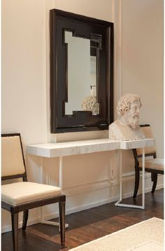 Darryl Carter Collection | Vignettes | Pinterest | Accent Pieces, Mirror  Mirror And Vignettes