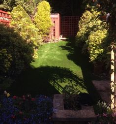 Give Your Garden a Supreme Makeover - Trulawn #artificialgrass