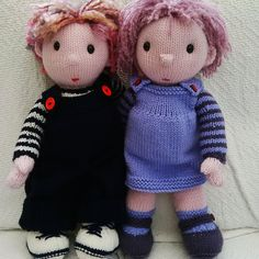 Slightly outside my comfort zone but inspired by the birth of my first granddaughter, Poppy, please meet The Poppets!
