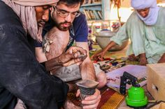 Linking refugee artisans with international markets. World Refugee Day, Innovation, Artisan, Peace, Projects, Design, Log Projects, Blue Prints