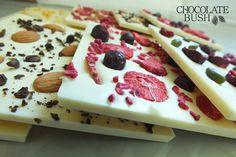 white chcocolate bars