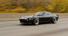 Datsun 280zx exactly how i want mine to be but that factory yellow