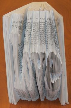 Book Art- How to Fol