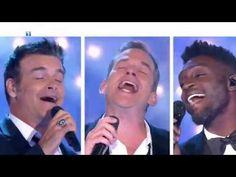 "Roch Voisine, Garou et Corneille - ""La belle vie"" (The Good Life) - YouTube"
