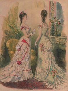 1877 - La Mode Illustrée