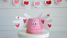 Terra Cotta Pot Love Bug - Kid Craft