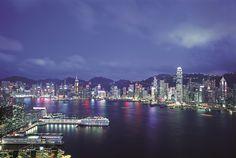 Hong Kong-Asia's World City