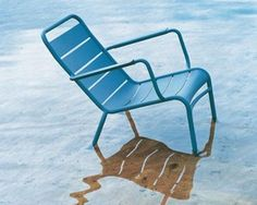 Luxembourg lounge chair - Fermob