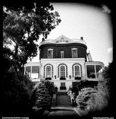 Commandant's House, Charlestown MA