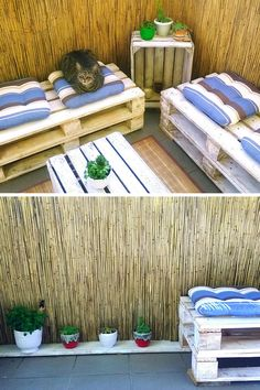 small balcony ideas // metamorfoza balkonu // pomysły na balkon // DIY balcony garden