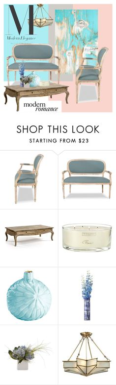"""""""Modern Romance"""" by frenchfriesblackmg ❤ liked on Polyvore featuring interior, interiors, interior design, home, home decor, interior decorating, Magenta, LSA International, Dot & Bo and modern"""