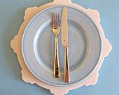 Handcrafted marble plates & platters - SO CUTE!!!!!!