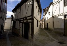 Calle Covarrubias.