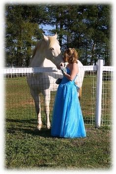 My prom will be spent with my horse Cheyenne not a boy. that seems right!!!