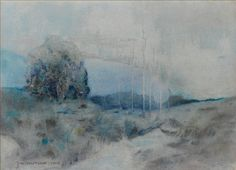 Art market auction sales from the to 2019 for 465 works by artist John William Tristram and values for over other Australian and New Zealand artists. Landscape Art, Landscape Paintings, Landscapes, Australian Painting, Winslow Homer, Andrew Wyeth, Edward Hopper, Singer Sargent, Art Market