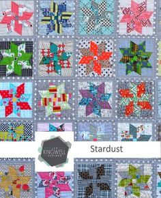 Stardust #advanced #australia #basic-piecing #intermediate #jen-kingwell-designs #pattern #quilt #quilt-pattern