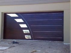 Modern Garage Door Design