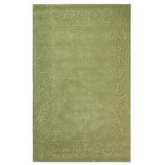 Cyrus Sage (Green) 5 ft. 3 in. x 8 ft. 3 in. Area Rug