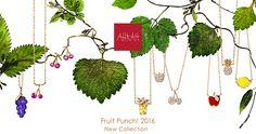 アーカー 16年春夏コレクション - 色鮮やかなフルーツのネックレスやピアスの写真1