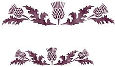 Check out the deal on H123 Mini Historical Thistle Stencil at American Home Stencils